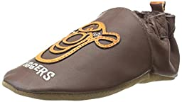 Robeez Disney Tigger Flat (Infant), Brown, 0-6 Months M US Infant