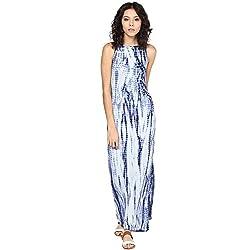 Grain Women's Viscose A-line Dress
