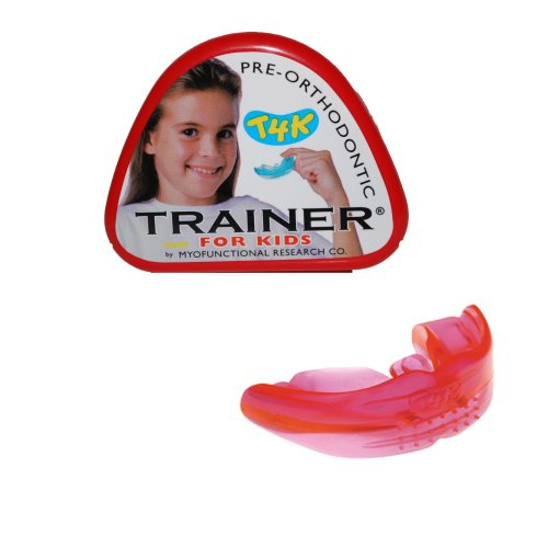 Teeth Trainer for Kids T4k Phase II (Two) Pre-orthodontics Appliance 5-12 Ages