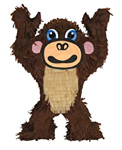 Aztec Imports Monkey Pinata