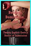 Bondage, Domination, and Rough Treatment: Twenty Explicit Erotica Stories of Submission