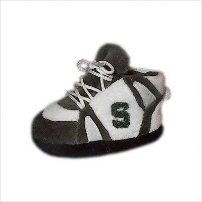 Michigan State Spartans Baby Slipper at Amazon.com
