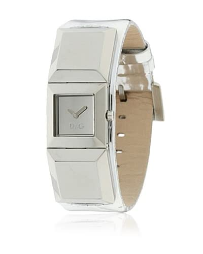 D & G Reloj de cuarzo 14535 Plateado