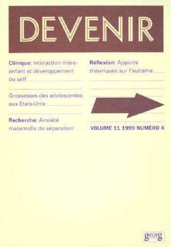 Devenir-volume-11-numro-4-1999