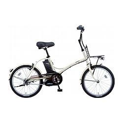 【2010年モデル】パナソニック シュガードロップ (SugarDrop) ココモミルク 小径電動自転車 (BE-ENCS032)