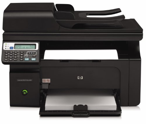 HP LaserJet Pro M1217nfw Monochrome All-in-One