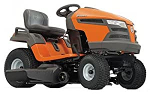Husqvarna Outdoor Products YTH23V48 960430175 Yard Tractor, 23-HP OHV Engine, 48-In. by Husqvarna Outdoor Products