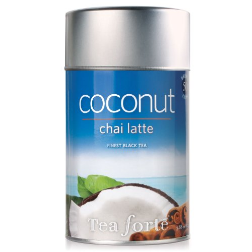 Tea Forte Loose Leaf Tea Canister - Coconut Chai Latte