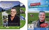 Gernstl in den Alpen + Gernstls Deutschlandreise - Set (7 DVDs)