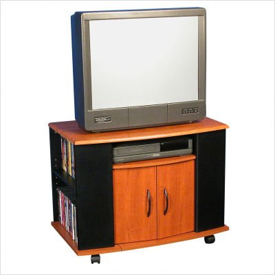 TV Cart and Game Center - holds 36