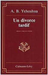 Un Divorce tardif