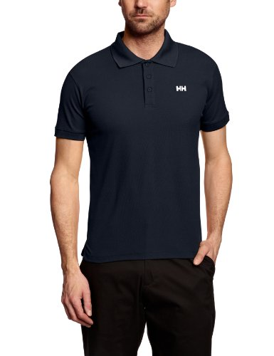 Helly Hansen Driftline Polo  Uomo - Blu (Blu (597 Navy)) - M