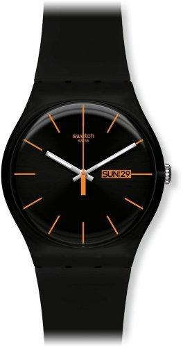 swatch-suob704-dark-rebel-black-silicone-strap-black-dial-unisex-watch-new