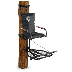 Ameristep Brotherhood Deluxe Hang - on Tree Stand Realtree AP by Brotherhood