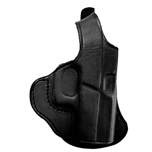Tagua PD1-990 Paddle Holster Thumb Break, S&W Model 6906, Black, Right Hand (Gun Holster For Model 6906 compare prices)