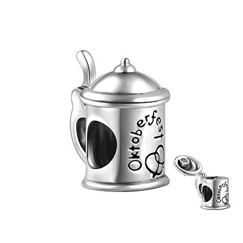 Soufeel Oktoberfest Charm 925 Sterling Silver