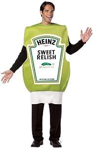 Rasta Imposta Unisex Heinz Relish Squeeze Bottle Adult Costume by Rasta Imposta