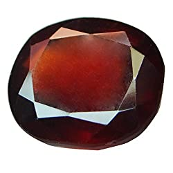 11.88 ct. / 13.2 Ratti Natural & Certified Hessonite Garnet (Gomed) BIRTHSTONE BY ARIHANT GEMS & JEWELS