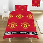 Man Utd Single Duvet Set