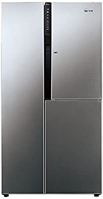 LG GC-M237JSNV Premium Side-By-Side Refrigerator (679 Ltrs, Silver)