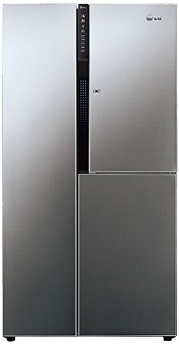 LG GC-M237JSNV 659 Litres Side By Side Door Refrigerator