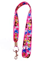 Disney Princess Fashion Accessories - 2 pcs Princess Lanyards