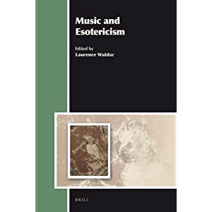 Music and Esotericism (Aries Book)