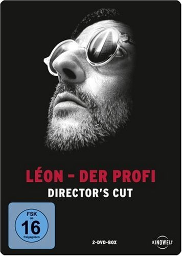 Léon - Der Profi (Director's Cut, 2 DVDs) [Steelbook]