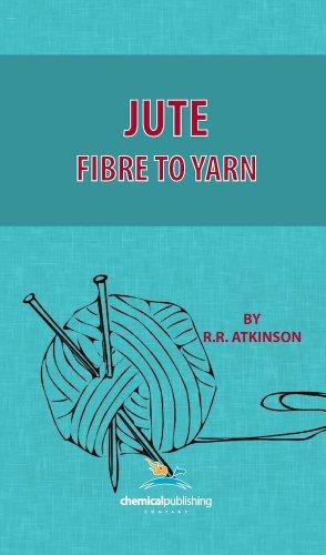 Jute, Fibre to Yarn