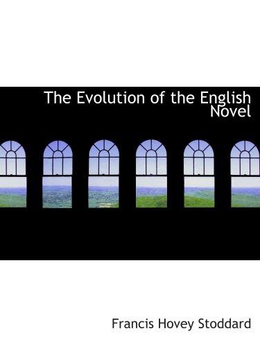 La evolución de la novela inglesa