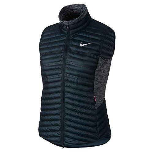 Nike Aeroloft Golf Vest 2015 Ladies Black/Dark Grey X-Large