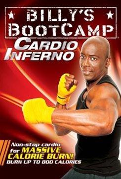 Tae Bo Billy's Bootcamp Cardio Inferno DVD - Region 0 worldwide