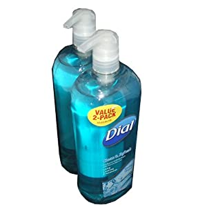 Dial Body Wash Value Pack 2 35 Fl Oz