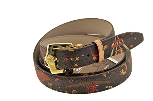 CINTURA UNISEX H3CM PIERO GUIDI MAGIC CIRCUS 240L7 4088 (MARRONE)