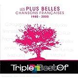 plus-belles-chansons-françaises-(Les).-1980-2000
