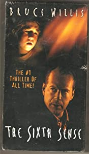 The Sixth Sense [VHS]