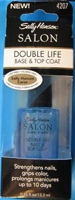 Sally Hansen Salon Nail Care Double Life Base & Top Coat