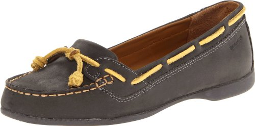 Sebago Women's Felucca Lace Oxford,Grey,7.5 M US