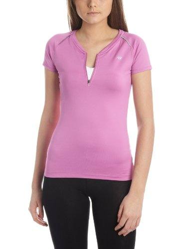 New Balance WRT1114 Women's Short Sleeve Half Zip