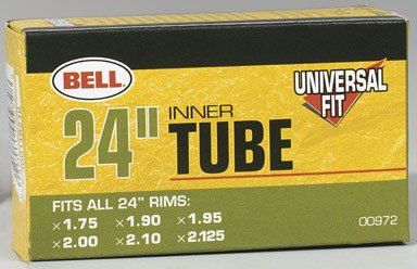 Bell RideOn Universal Bicycle Tube (24 Inch)