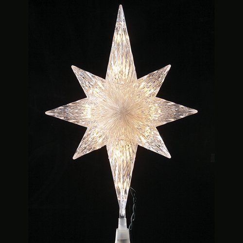 11″ Fanciful Lighted Star of Bethlehem Christmas