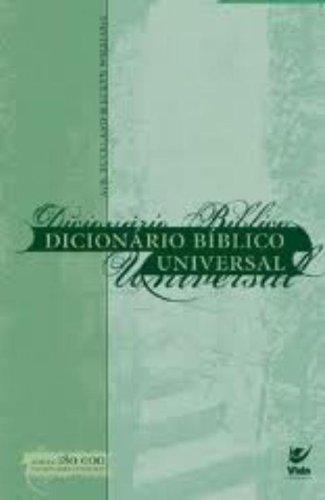 Dicionario Biblico Universal PDF A R Buckland
