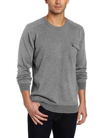 (快抢)美国大牌 安德鲁Marc New York 男式长袖针织衫 两色 $23.27