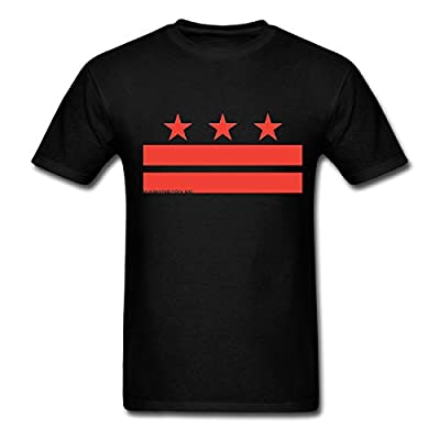 Washington DC Flag Men's T-Shirt