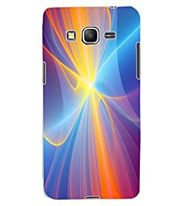 ColourCraft Lovely Colours Design Back Case Cover for SAMSUNG GALAXY GRAND PRIME DUOS TV G530BT