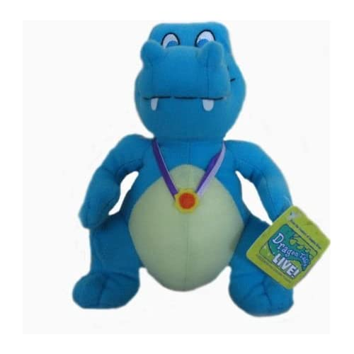 "Amazon.com: Dragon Tales 6"" Ord Blue Dragon Plush"