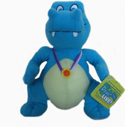 dragon tales 6 ord blue dragon plush ebay