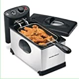 Hamilton Beach Stainless Steel 12-Cup Deep Fryer
