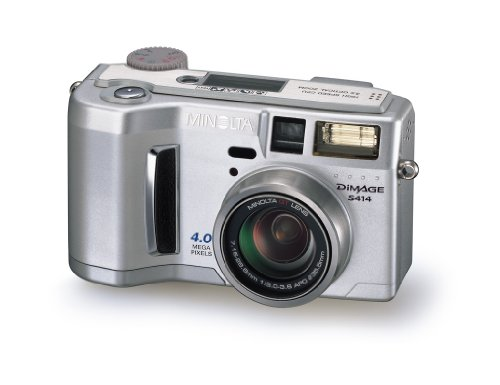 konica-minolta-dimage-s414-4mp-digital-camera-w-4x-optical-zoom