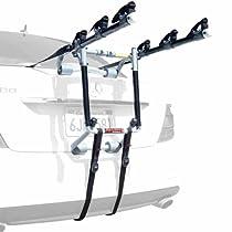 Allen Sports 103S Premium 3-Bike Trunk Mount Rack